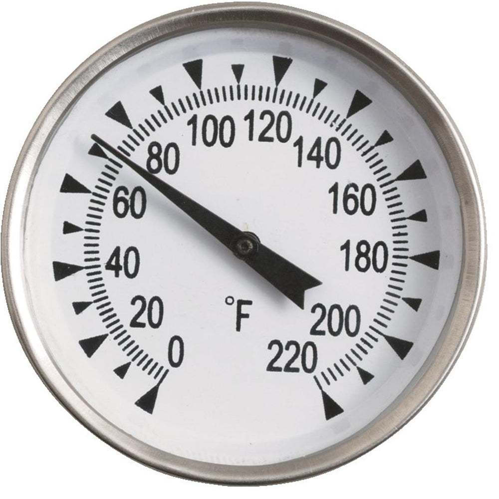 "8""L Dial Probe Thermometer"
