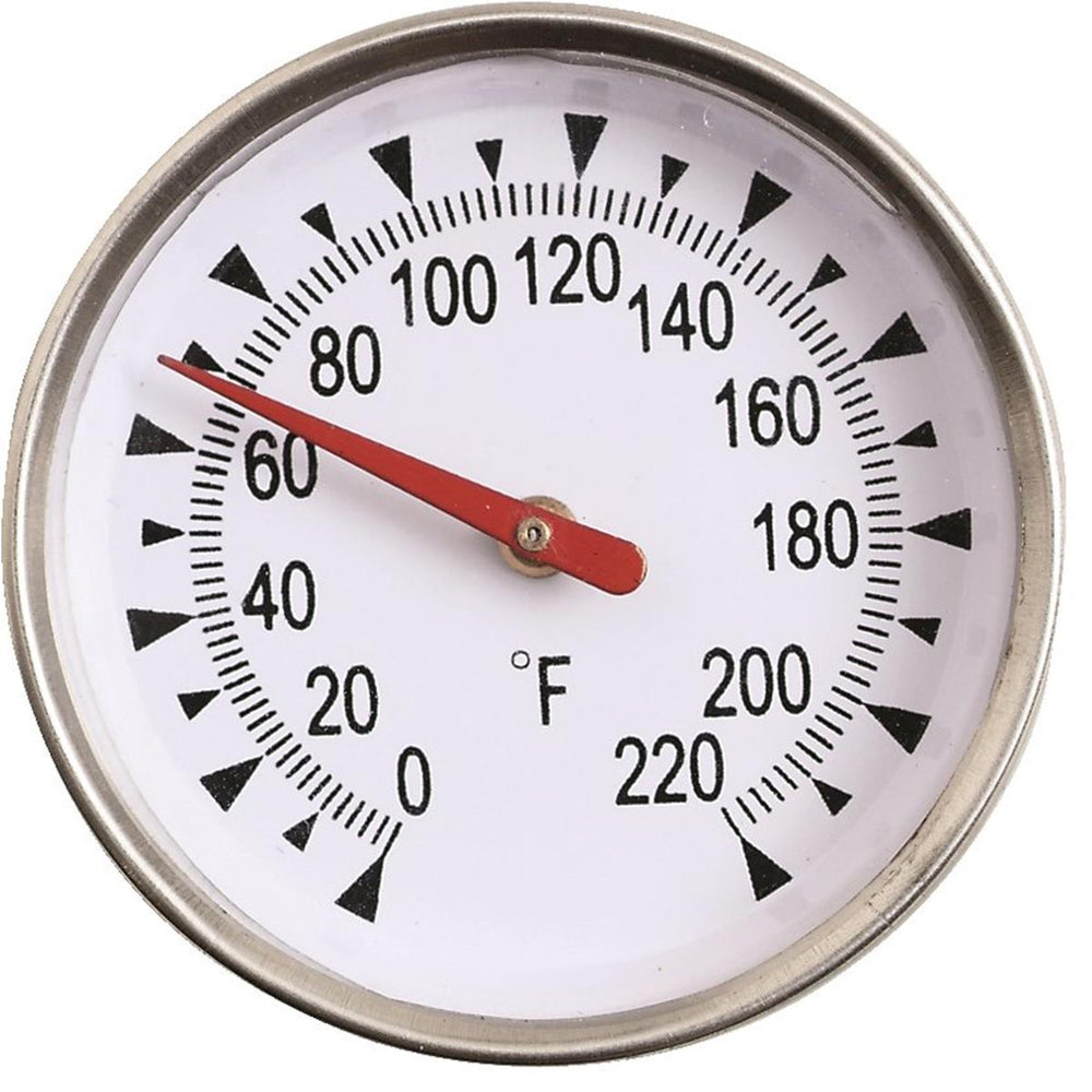 "20""L Dial Probe Thermometer"