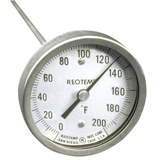 REOTEMP Reotemp Compost Thermometer