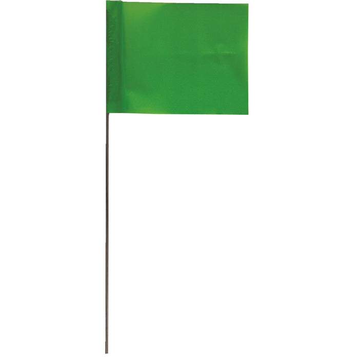 "Blackburn High-Vis Vinyl Marking Flag w/15""-21"" Wire Staff"