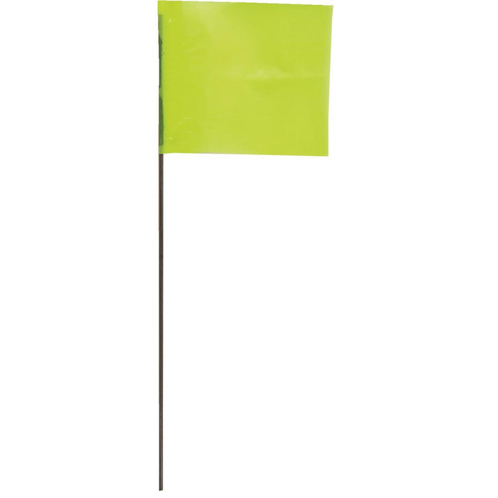 "Blackburn High-Vis Vinyl Marking Flag w/30""-36"" Wire Staff"