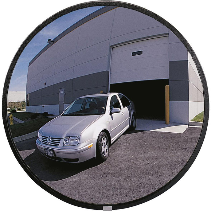 "18""-dia. Indoor/Outdoor Convex Safety/Security Mirror"