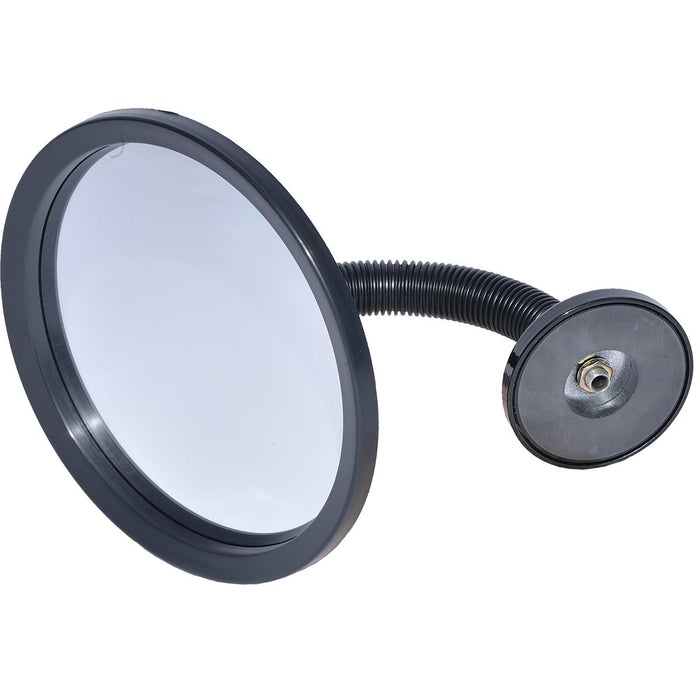 Magnetic Safety Mirror
