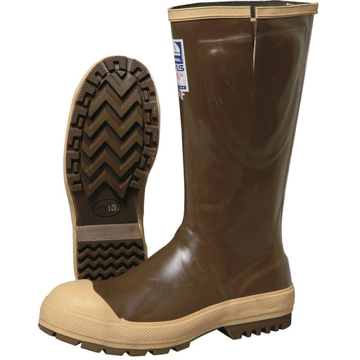 "Servus 15""H Steel Toe Triple-Dipped Neoprene Boots"