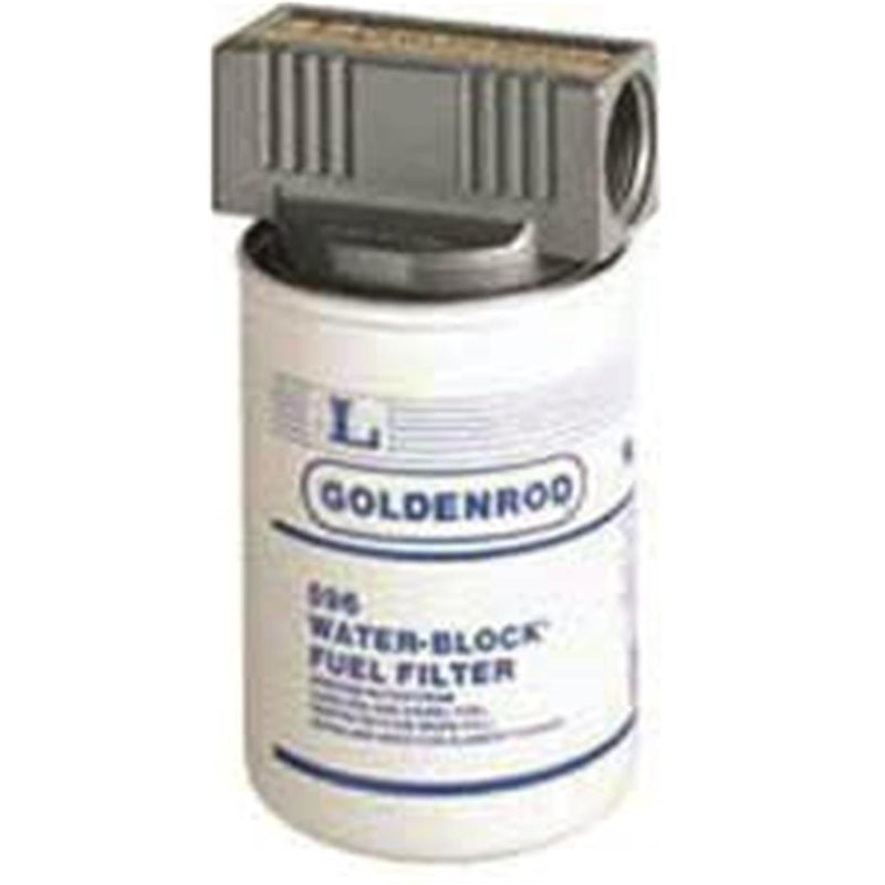 Complete, WATER-BLOCK®, Spin-on Fuel Tank Filter