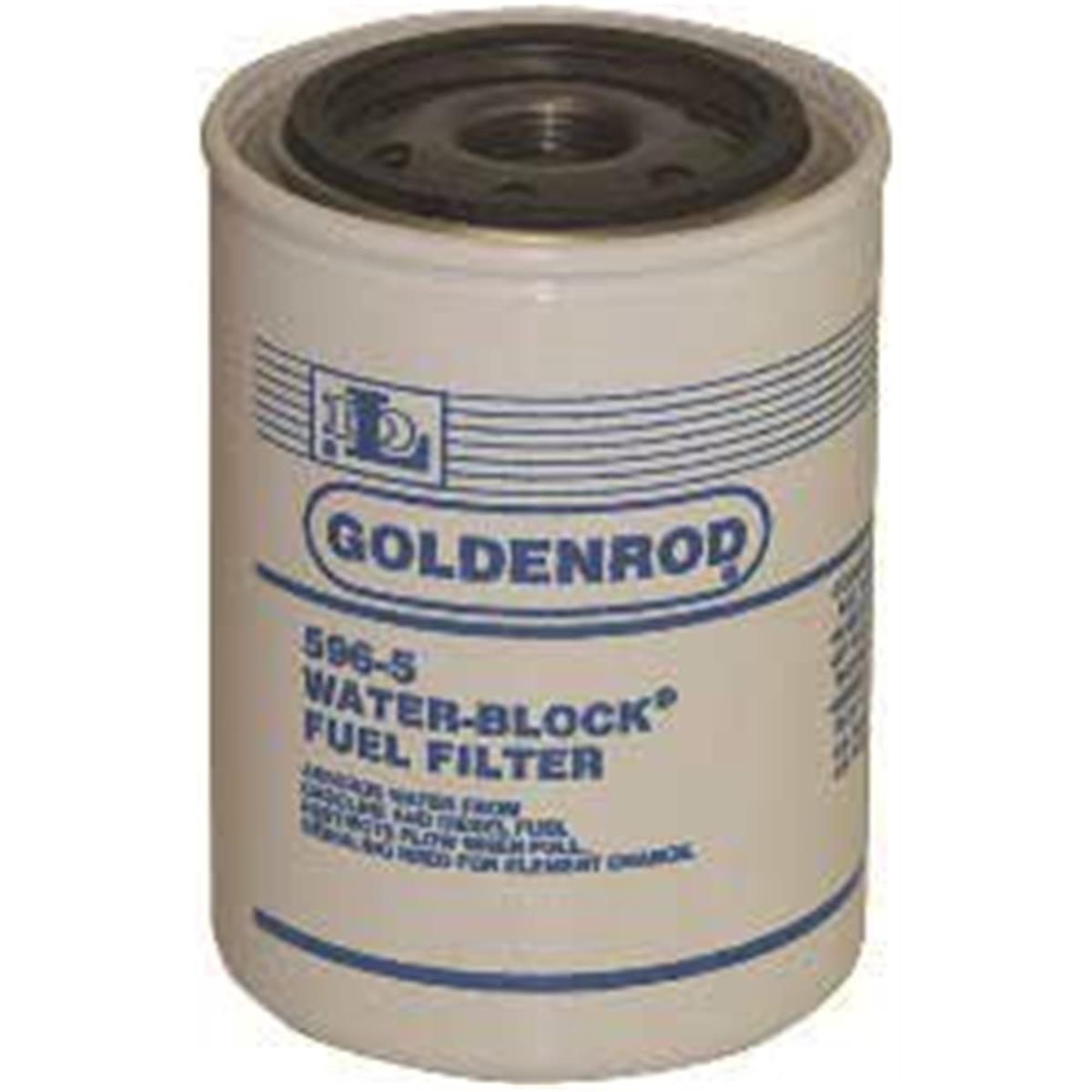 Replacement WATER-BLOCK® Fuel Filter
