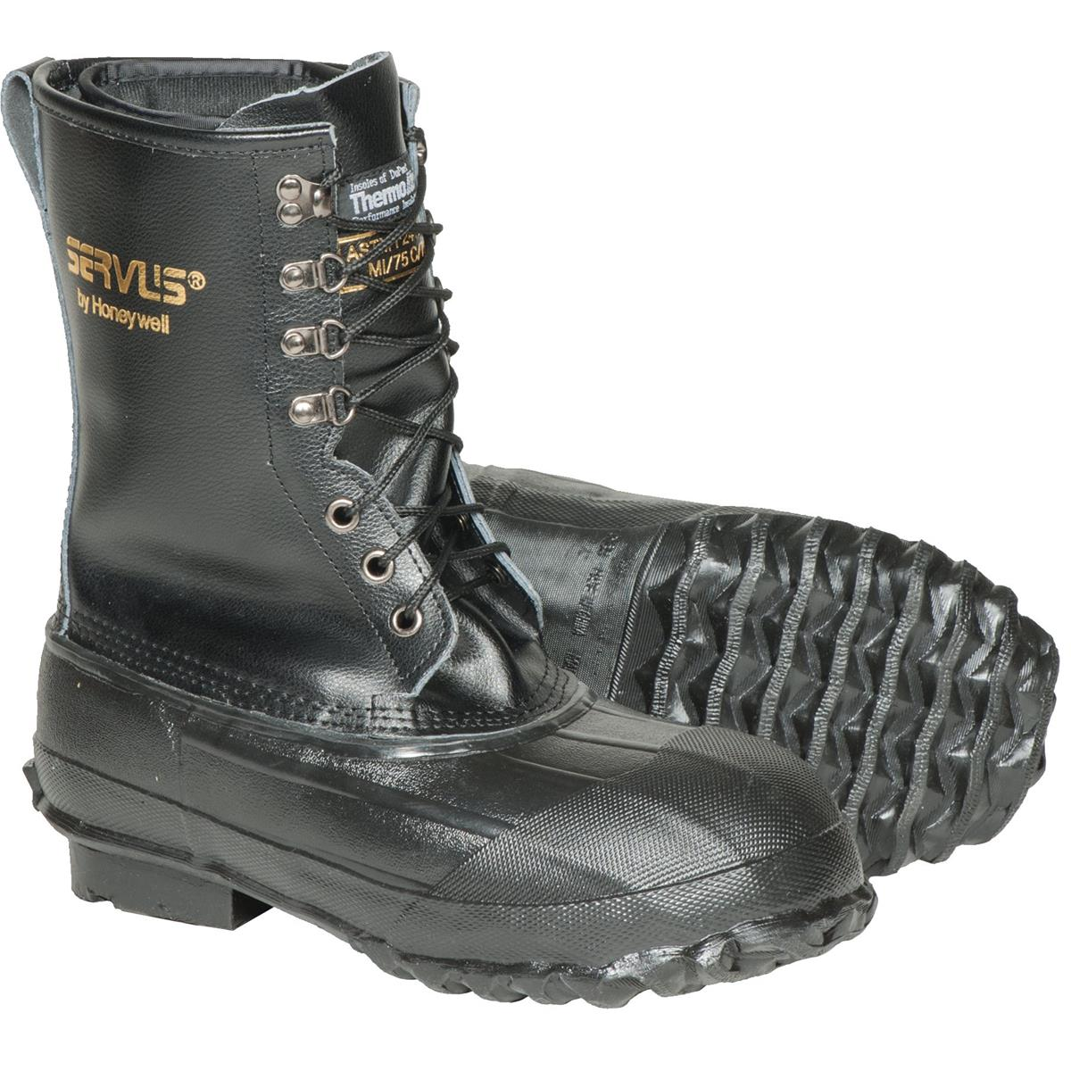 H Insulated Steel Toe Pac Boots