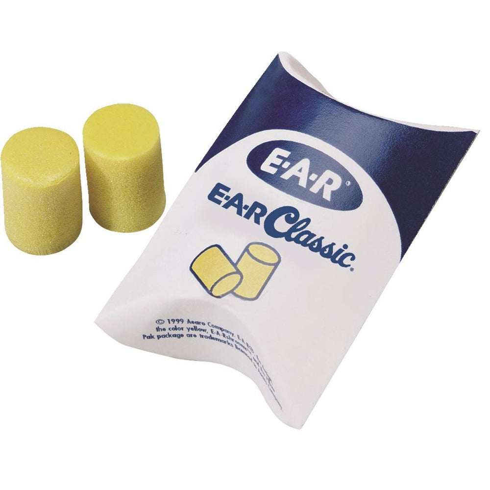 3M Classic® Uncorded Ear Plugs