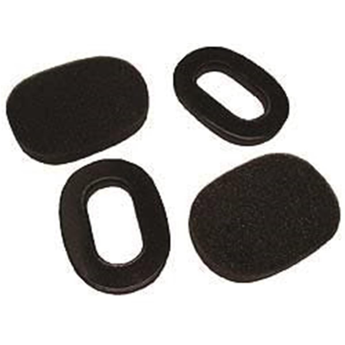 Replacement Ear Cushion Kit for Universal-fit Earmuffs