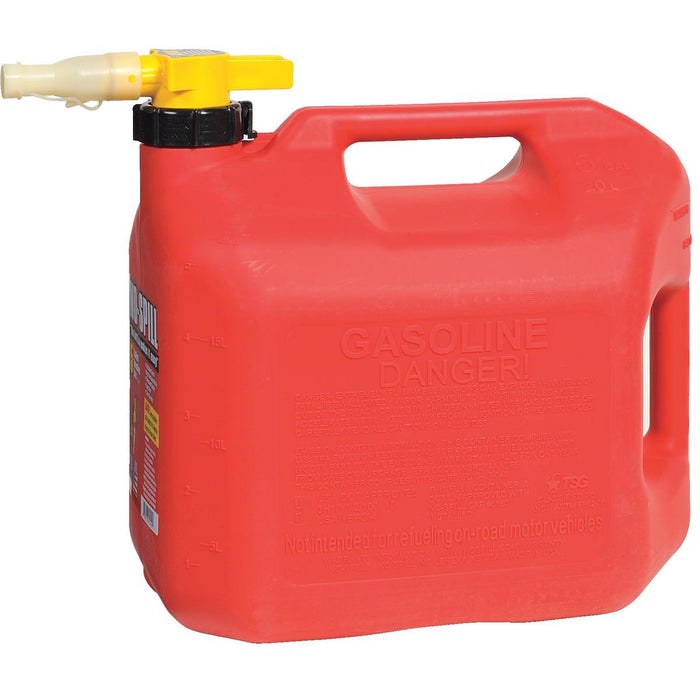 No-Spill® CARB-Compliant Gas Can, 5 gal