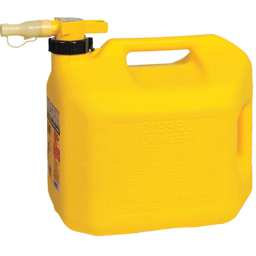 No-Spill® 5-gal. CARB-Compliant Diesel Can