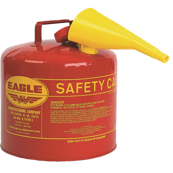 Type I Safety Can, 5 gal.