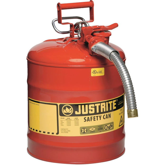 Type II AccuFlow™ Safety Can, 5 gal.