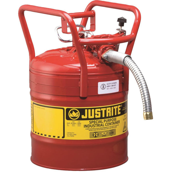 5-gal. Type-II Accuflow™ DOT Safety Can