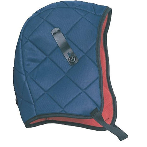 Quilted Hard Hat Liner w/ Fleece Lining