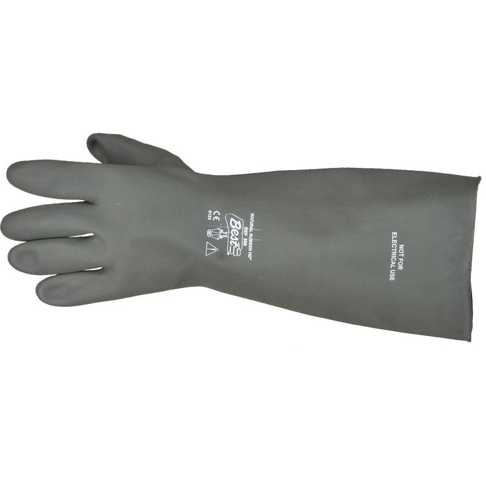 SHOWA BEST Unlined, Natural Rubber Latex HD™ Safety Gloves