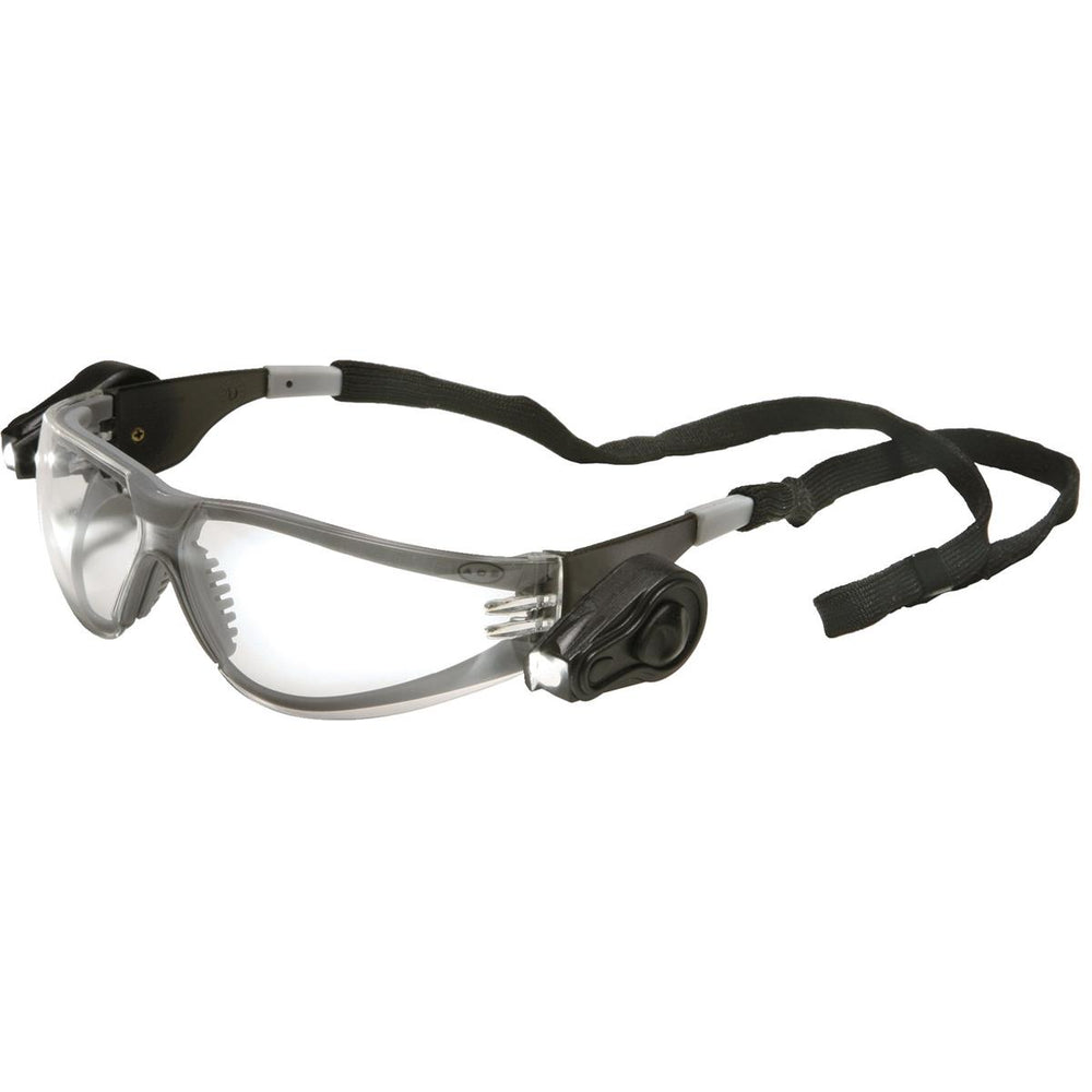 Safety Glasses With LED Light Vision™