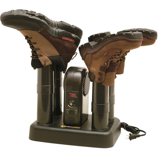 Forced-Air Boot Dryer with Timer