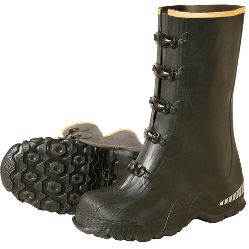 "LaCrosse, 14""H, 5-Buckle Rubber Overboots"