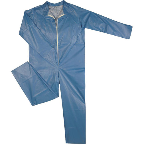 Poly-Coated Coveralls