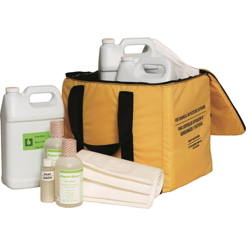 Portable Decontamination Kit