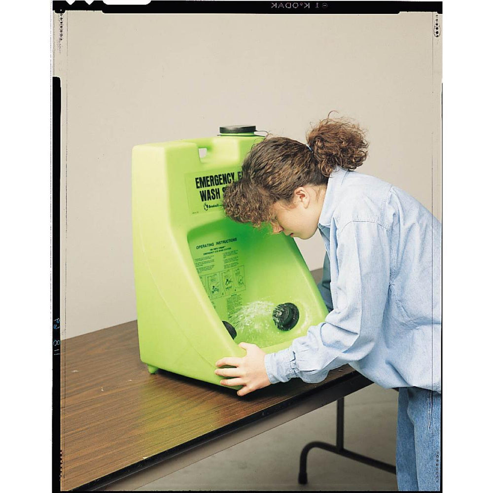Honeywell 6-gal. Portable 5-min. Eyewash Station