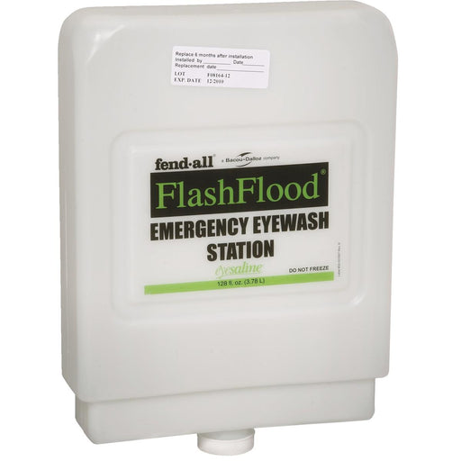 Refill Cartridge for Flash Flood Eyewash Station