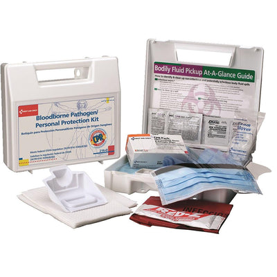 Bloodborne Pathogen/Personal Protection Replacement Kit