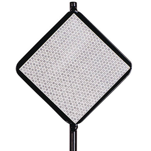 Silver Reflective Driveway Marker