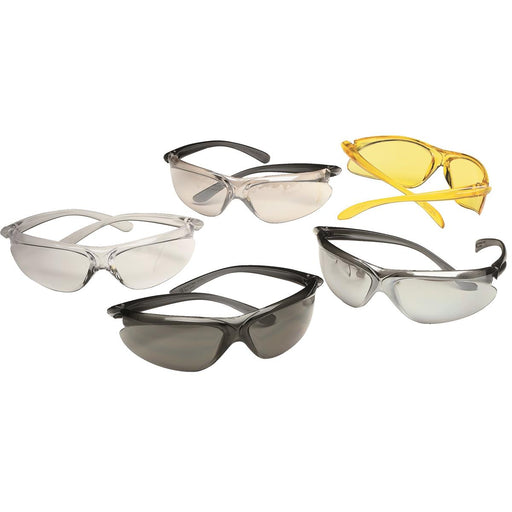 NORTH BY HONEYWELL One-Piece A400 Series Safety Glasses