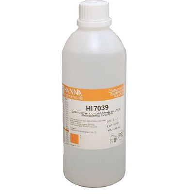 Conductivity Calibration Solution, 5.0 mS