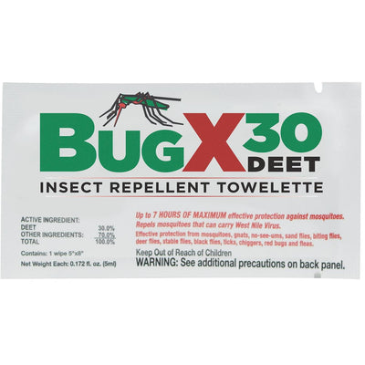 BugX™ Professional-Grade Insect Repellent