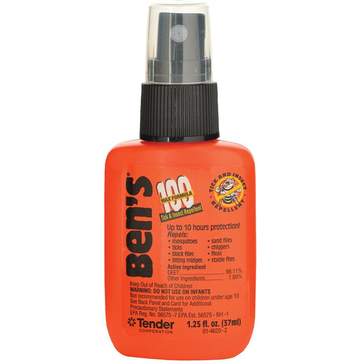 Ben's® 100 Tick and Insect Repellent