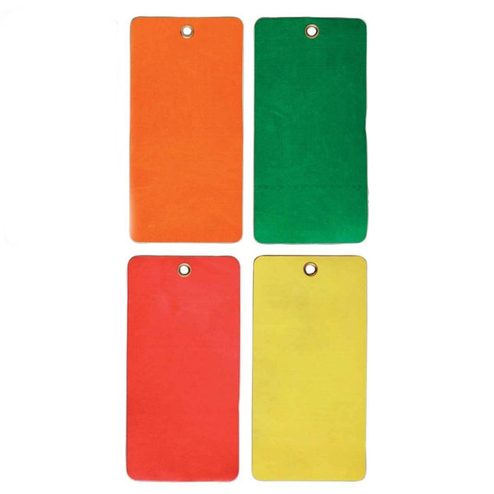 Colored Tyvek ID Tags