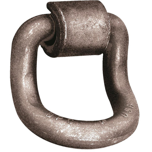 Heavy Duty 55° D-ring With 15,586 lb. Load