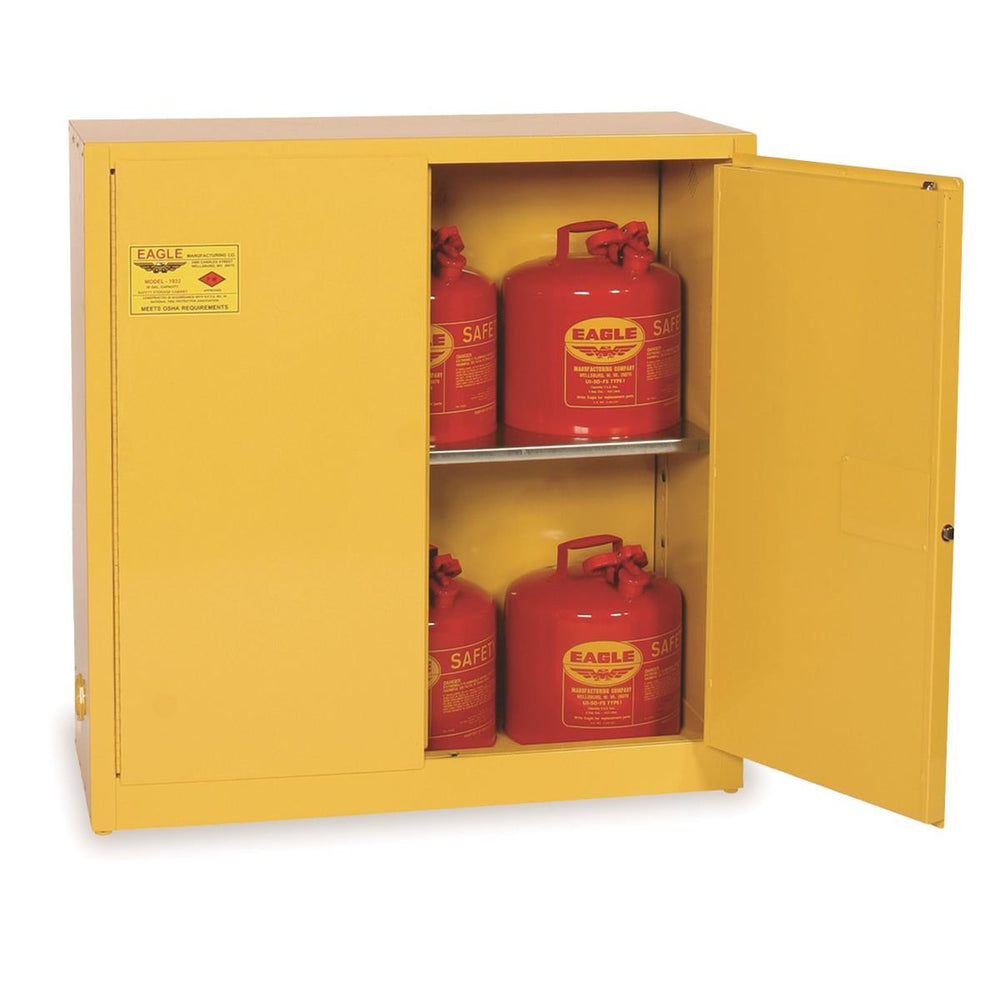 Eagle 30-gal. Flammable Liquid Storage Cabinet