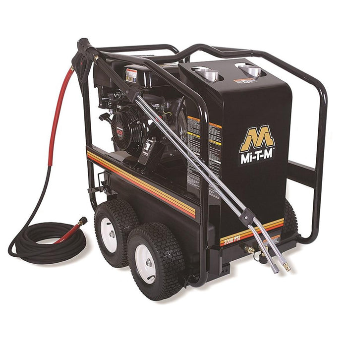 Hot Water Pressure Washer, 3000 psi