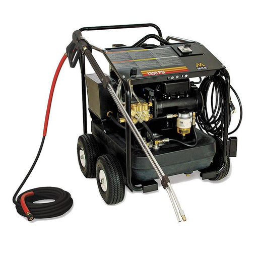1500 psi Hot Water Electric Pressure Washer