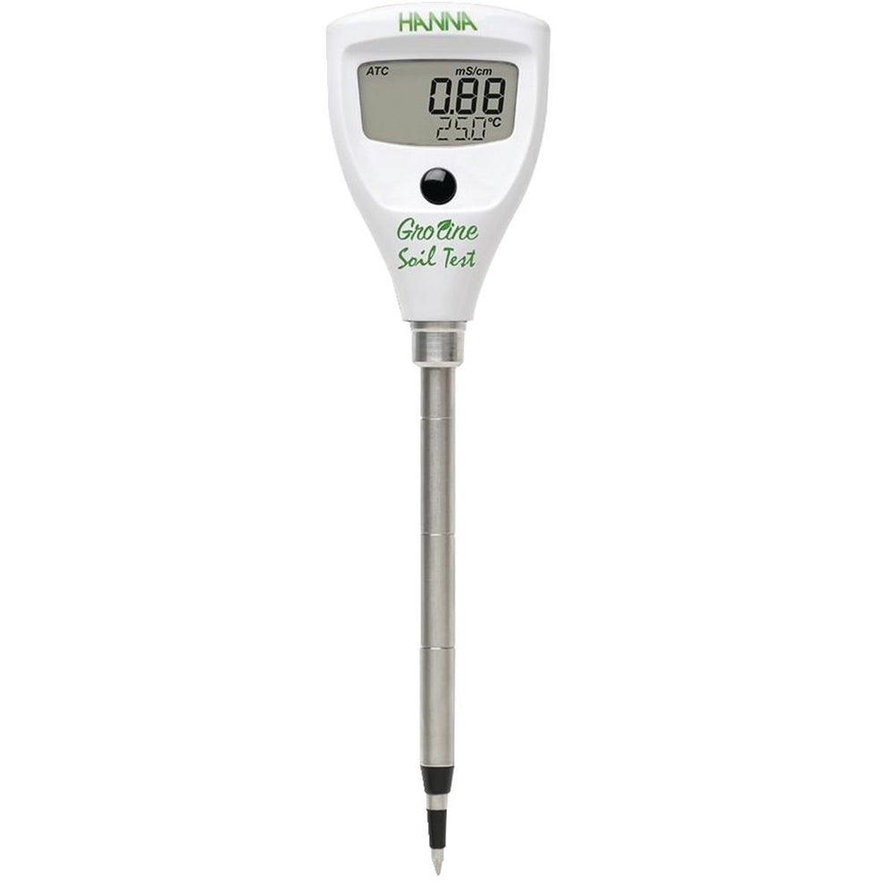 Direct Soil Conductivity Meter