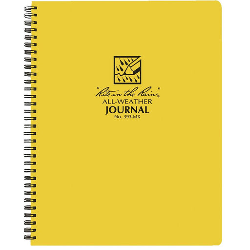 "Rite in the Rain 8-1/2""W x 11""L Notebook"