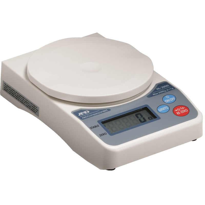 Weighing Digital Tabletop Scale, 70.5-oz. Capacity