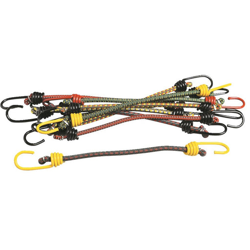 "KEEPER 13""L Premium Bungee Cords"