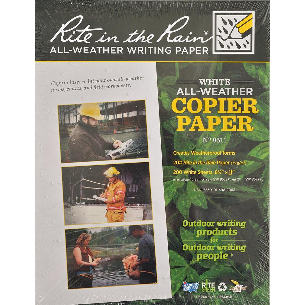 Rite in the Rain All-weather Copier Paper