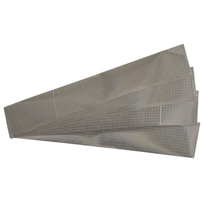 White Reflexite Reflective DOT Strips