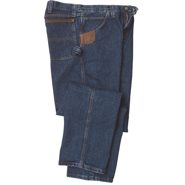 Riggs Workwear Work Horse Jeans, Antique Indigo
