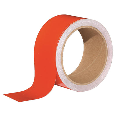 Orange Reflective Marking Tape