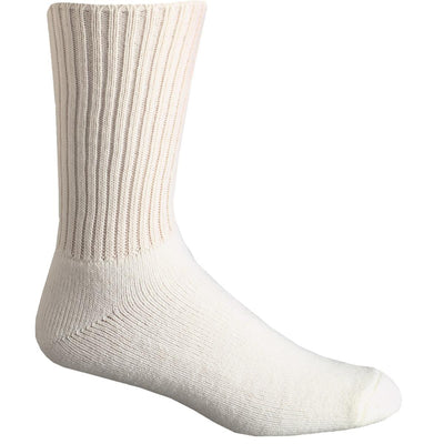 Fox River Wick Dry® Crew Socks, White, 1 Pair