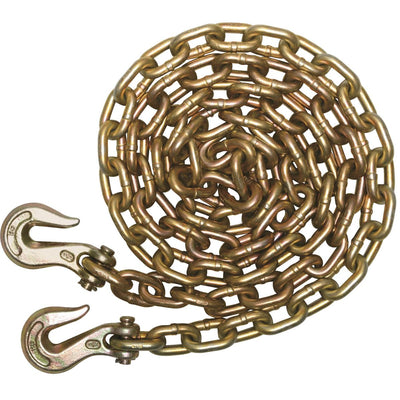 B/A PRODUCTS CO. Grade 70 Binder Chain with Clevis Grab Hooks