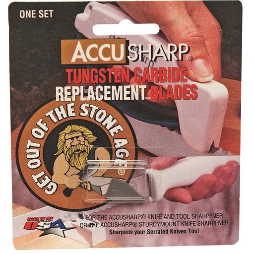 Replacement Blades for Accusharp® Knife and Tool Sharpeners