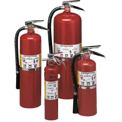 AMEREX Tri-Class Dry Chemical Fire Extinguisher